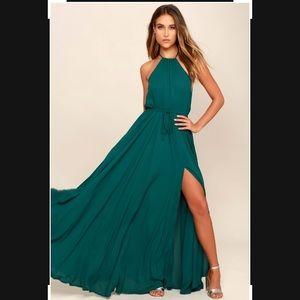 Lulus Essence of Style Maxi Dress